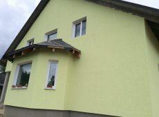 Фасадные работы Крыжовка-04