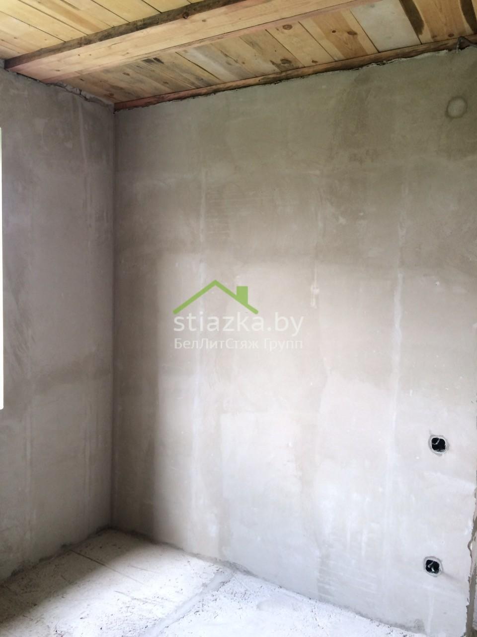 черновая штукатурка стен цена за м2